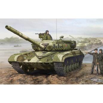 Trumpeter 01579 Сборная модель танка Soviet T-64 MOD 1981 г (1:35)