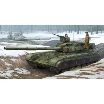 Trumpeter 01581 Сборная модель танка Т-64Б мод 1975 г (1:35)