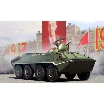 Модель бронетехники БТР-70 ранняя версия