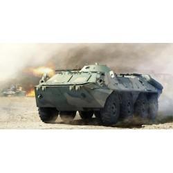 Модель бронетранспортёра БТР-70 поздний (1:35)
