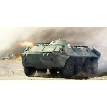 Модель бронетранспортёра БТР-70 поздний