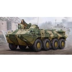 Модель бронетранспортёра Russian BTR-80 APC (1:35)