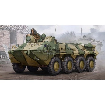 Модель бронетранспортёра Russian BTR-80 APC