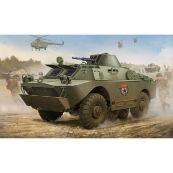 Модель бронетехники БРДМ-2 (1:35)