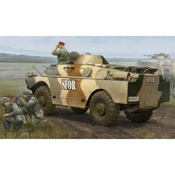 Trumpeter 05512 Сборная модель бронетранспортера BRDM-2 (LATE) (1:35)