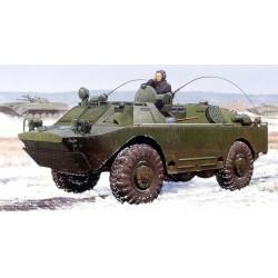 Модель бронетранспортера БРДМ-2УМ (1:35)