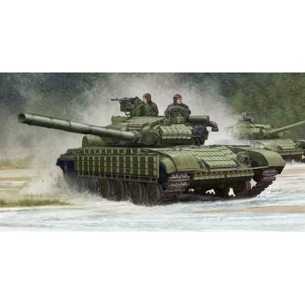 Модель танка Soviet T-64BV MOD 1985 (1:35)
