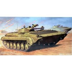 Модель боевой машины пехоты БМП-1 (1:35)