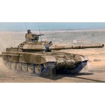 Trumpeter 05563 Сборная модель танка T-90C MBT-Welded Turret (1:35)
