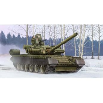 Trumpeter 05566 Сборная модель танка T-80БВ МБТ (1:35)