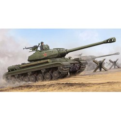 Модель танка ИС-4 (1:35)