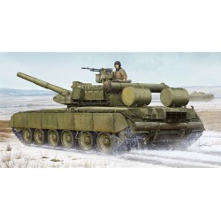 Модель танка Russian T-80BVD MBT (1:35)