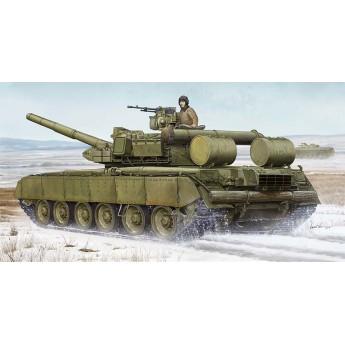 Trumpeter 05581 Сборная модель танка T-80БВД МБТ (1:35)