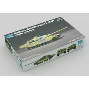 Trumpeter 07106 Сборная модель танка Challenger I NATO ver (1:72)