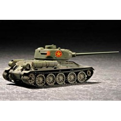 Trumpeter 07207 Сборная модель танка Т-34/85 мод 1944 г (1:72)
