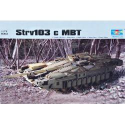 Модель танка Strv-103c (1:72)