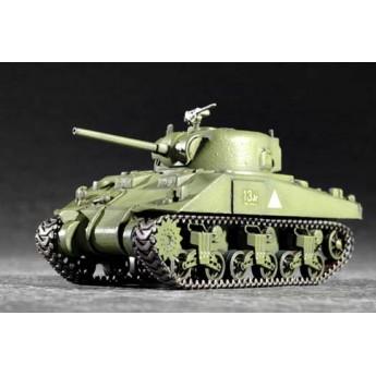 Модель танка M4 (средний) (1:72)