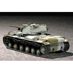 Модель танка КВ-1 1941г. (1:72)