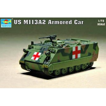 Модель БТР M113 A2 (1:72)
