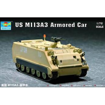 Модель БТР M113 A3 (1:72)