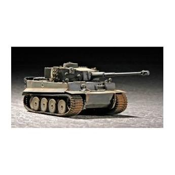 """Модель танка """"Тигр"""" I (ранний) (1:72)"""