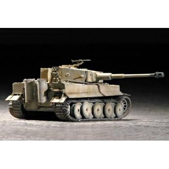 "Trumpeter 07243 Сборная модель танка ""Тигр"" I (средний) (1:72)"