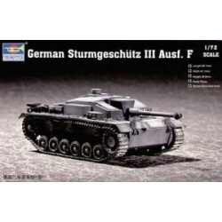 "Модель САУ ""Штурмгешютц"" III Ausf.F (1:72)"