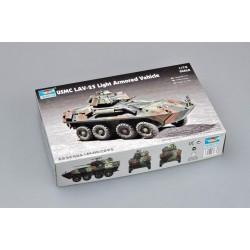 Модель БТР LAV-25 (1:72)