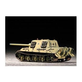 """Модель САУ Sd.Kfz.186 """"Ягдтигр"""" (Порше) (1:72)"""