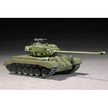 """Модель танка M26Е4 """"Першинг"""" (1:72)"""