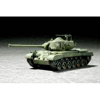 "Trumpeter 07288 Сборная модель танка М46 ""Паттон"" (1:72)"