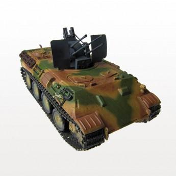 Panzerstahl 89001 Готовая модель Flakpanther (653.schw.Pz.Jg.Abt) (1:72)