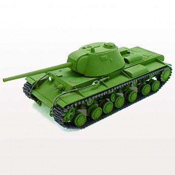Soviet Armour SA106 Готовая модель танка КВ-3 (1:72)