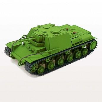 Soviet Armour SA107 Готовая модель танка КВ-6 (1:72)