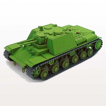 Soviet Armour SA108 Готовая модель танка КВ-7 (1:72)
