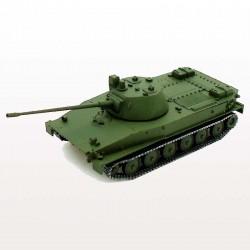 PT-76 Soviet Swimming Tank with S-60 Gun