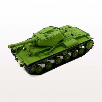 Soviet Armour SA128 Готовая модель танка КВ-1С-152 (1:72)