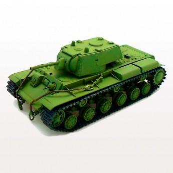 Soviet Armour SA144 Готовая модель танка КВ-1 огнеметный (1:72)