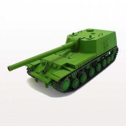 Obyect 212 Soviet Heavy SPG
