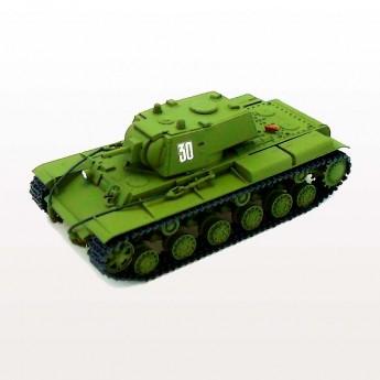 Soviet Armour SA211 Готовая модель танка КВ-8 огнеметный (1:72)
