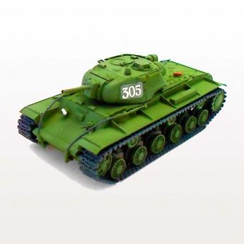Soviet Armour SA218 Готовая модель танка КВ-8С огнеметный (1:72)