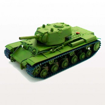 Soviet Armour SA223 Готовая модель танка КВ-9 (1:72)
