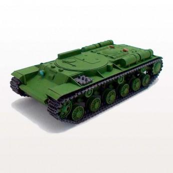 Soviet Armour SA224 Готовая модель КВ-Т (1:72)