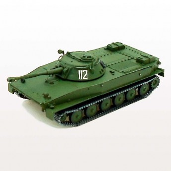 PT-76B Soviet Swimming Tank