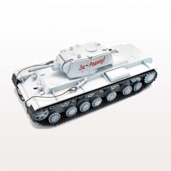 Soviet Armour SA240 Готовая модель танка КВ-220-2 (1:72)