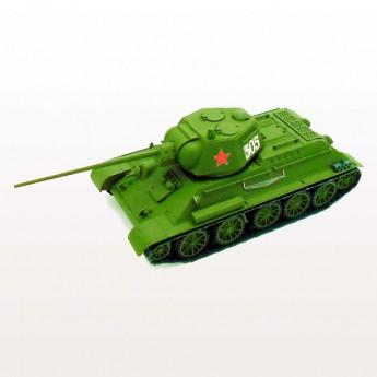 Soviet Armour SA336 Готовая модель танка Т-34/76-57 с пушкой ЗИС-4 (1:72)