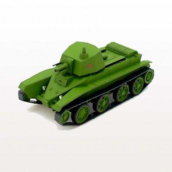 Soviet artillery tank D-38