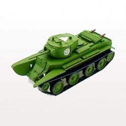Soviet light tank BT-7 (1935)