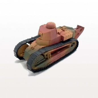 Soviet Armour W1939-13 Готовая модель танка Renault FT17 (1:72)