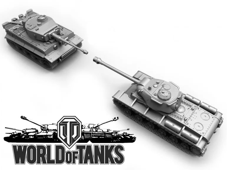 WoT Моели танков